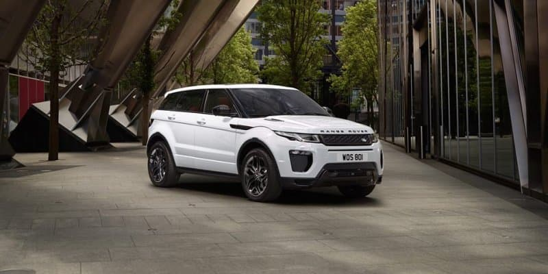 2017 Range Rover Evoque Launched at Rs. 49.10 Lakhs