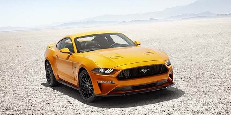 2018 Ford Mustang unveiled; brings major changes